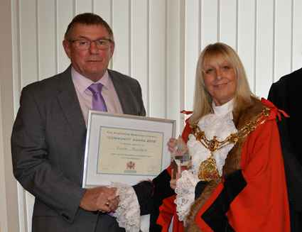 Rushmoor Community Award 2016